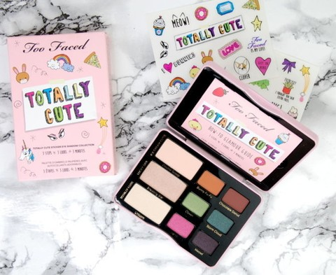 Too Faced - Totally Cute Palette