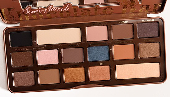 Too Faced - Semi Sweet Bar Palette