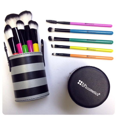 BH Cosmetics - Pop Art Brush Set 10 Piezas en internet