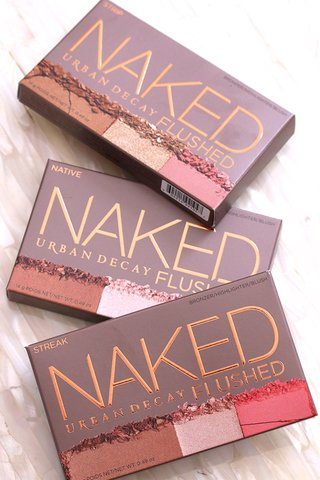 Urban Decay - Naked Flushed Palette