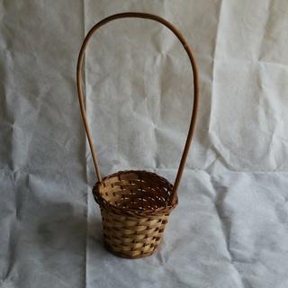 Cesta de Vime Cachepot com alca combo 12 cestas