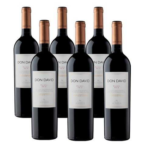Don David Malbec x1 - comprar online