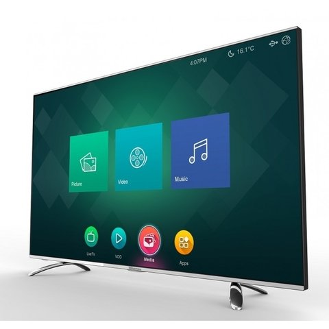 Smart TV Hisense 50'' 3.0 4K Ultra HD HLE5015RTUX