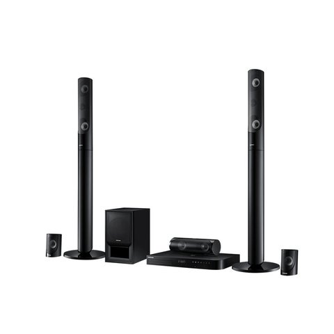 Home Theater Samsung Blu-ray Home Entertainment - HT-J5530K - comprar online