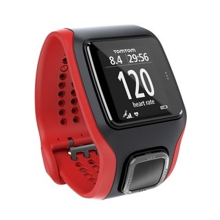 Monitores de Fitness TomTom MULTISPORT CARDIO CSS + HRM + AM
