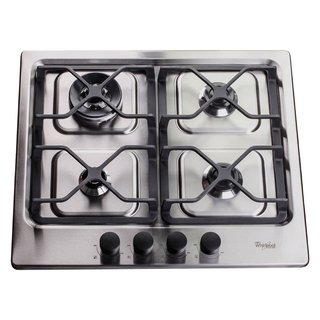 Anafe Empotrable Whirlpool - 60 CM - Inoxidable - WDB61AR