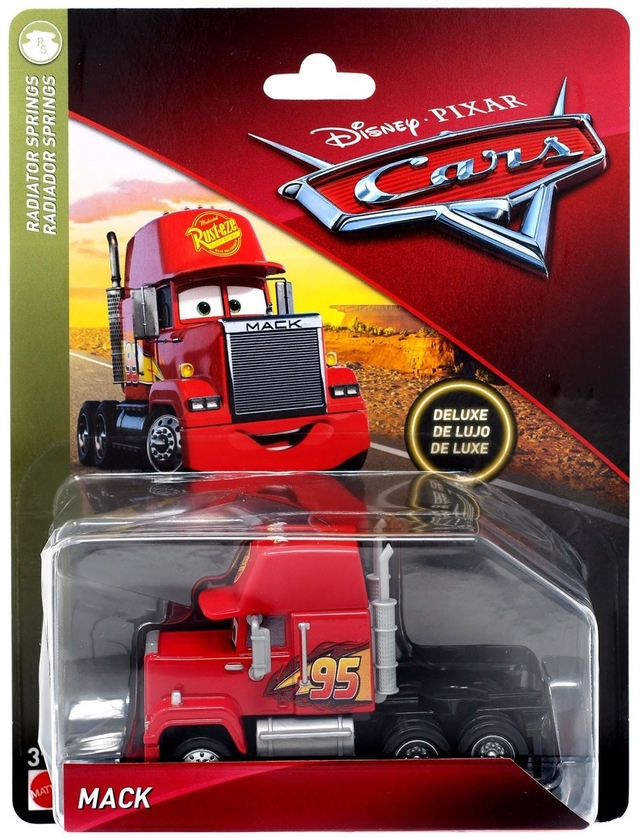 MACK DISNEY CARS ORIGINAL