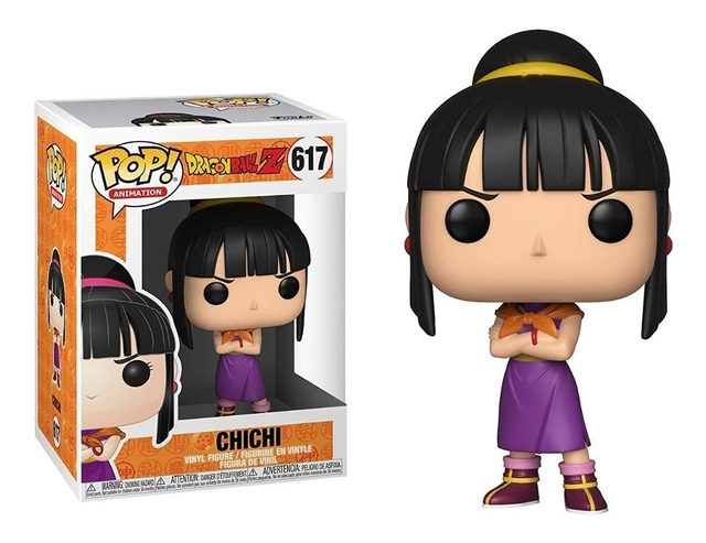 DRAGON BALL Z CHICHI FUNKO POP ORIGINAL