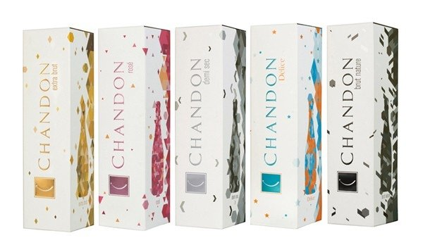 ESTUCHE CHANDON ROSE Y BRUT NATURE EN ESTUCHE IDEAL REGALO