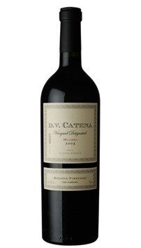 D.v Catena Nicasia Vineyard Designated Malbec