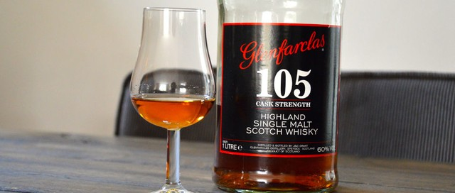 Whisky Single Malt Glenfarclas 105 Cask En Estuche Banfield en internet