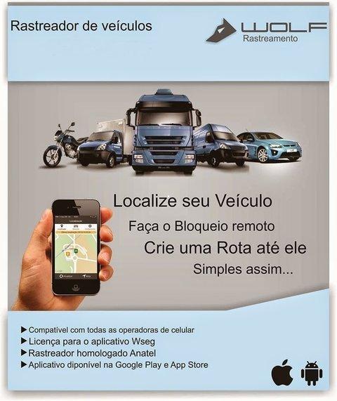 rastreador de carro gratis