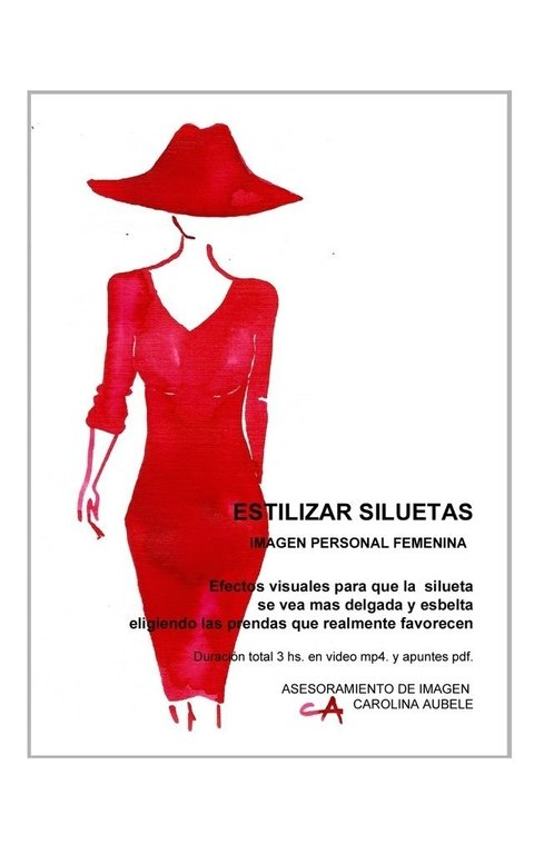 Estilizar siluetas femeninas - PLUS SIZES