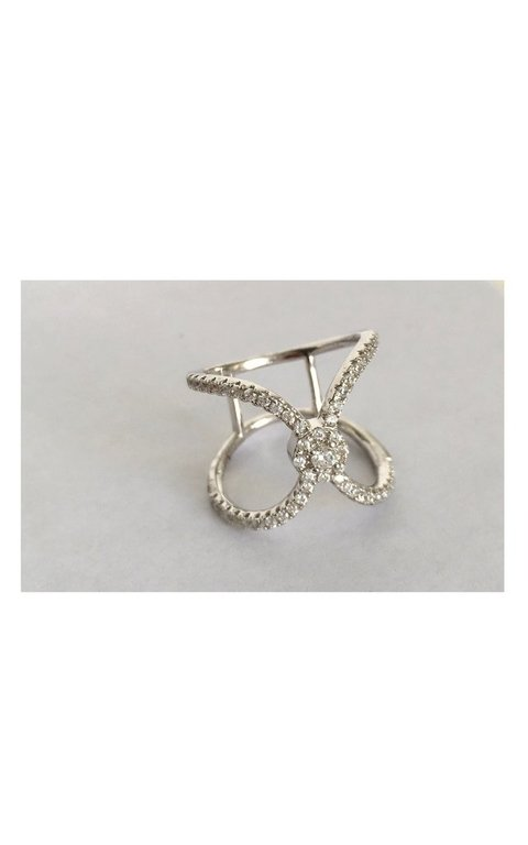 Anillo doble C AN-P-032