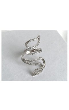 Anillo serpentina plata AN-P-008