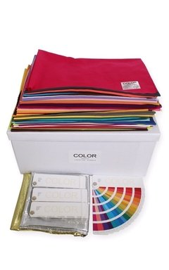 Set Kit de colorimetría profesional completo -plus-