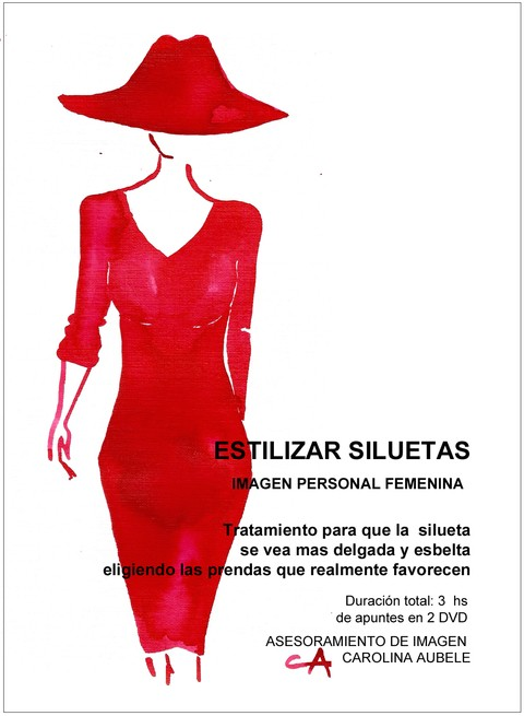 Estilizar siluetas - Video DVD Mujeres