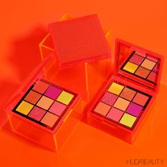 Huda Beauty - Neon Obsessions Eyeshadow Palette Orange - comprar online
