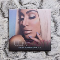Huda Beauty - 3D Highlighter Palette Winter Solstice en internet