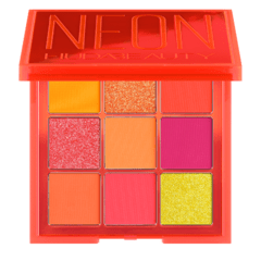 Huda Beauty - Neon Obsessions Eyeshadow Palette Orange