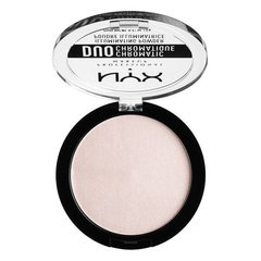 Nyx - Duo Chromatic Illuminating Powder Snow Rose
