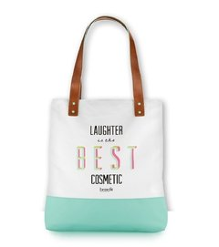 Benefit - Handbag Laughter Is The Best Cosmetic