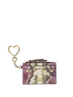Victoria's Secret - Card Case Purple/Python