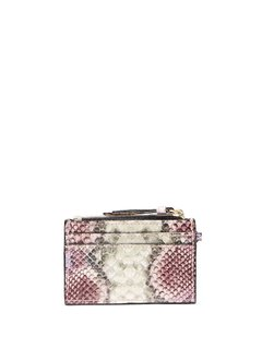 Victoria's Secret - Card Case Purple/Python - comprar online