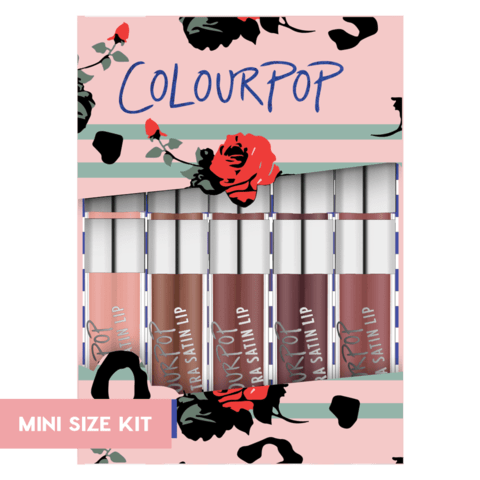 Colourpop - On A Whim Mini Size Kit