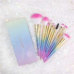 Docolor - 10 Pieces Fantasy Makeup Brush Set - comprar online