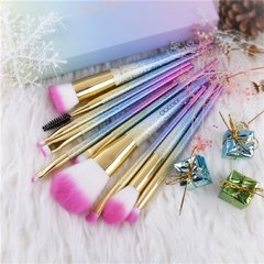 Docolor - 10 Pieces Fantasy Makeup Brush Set - tienda online