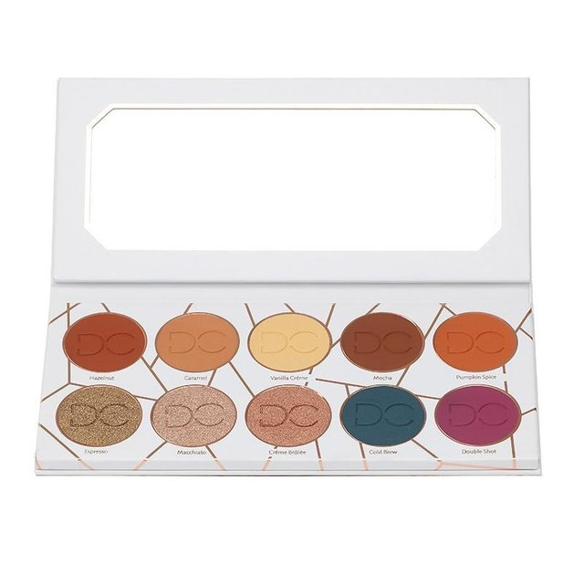 Dominique Cosmetics - Latte Palette - comprar online