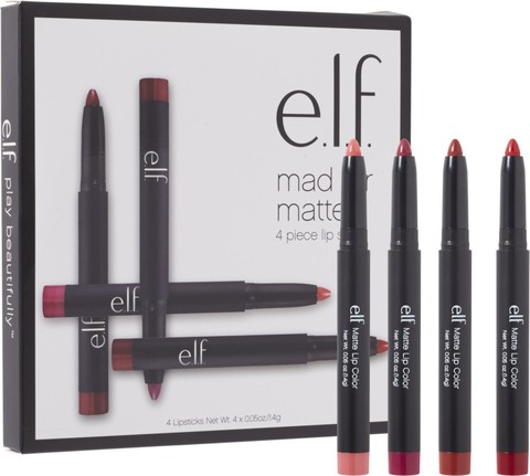 Elf - Mad for Matte Lip Color Set
