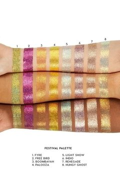 Colourpop - Pressed Glitter Palooza en internet