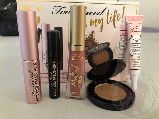 Too Faced - Is My Life!