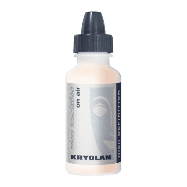 Kryolan - HD Micro Foundation On Air Thinner (Basis)