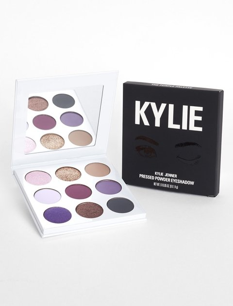 Kylie Cosmetics - Fall Collection Kyshadow Purple Palette
