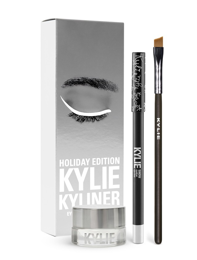 Kylie Cosmetics - Holiday Edition Kyliner Kit Snow