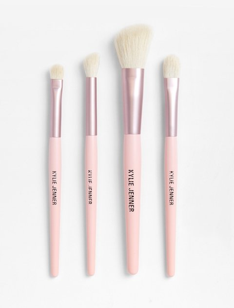 Kylie Cosmetics - The Birthday Collection Kylie 4pc Brush Set