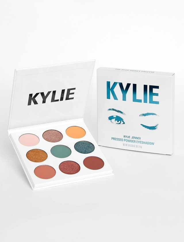 Kylie Cosmetics - The Blue Honey Eyeshadow Palette
