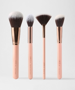 Luxie - Classic Face Set Rose Gold