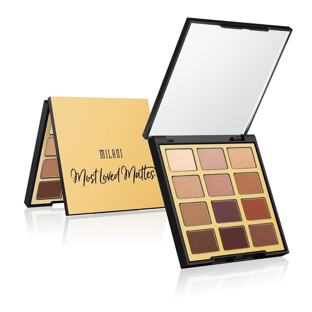 Milani - Eyeshadow Palette Most Loved Mattes