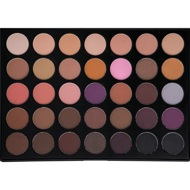 Morphe - 35N 35 Color Matte Eyeshadow Palette