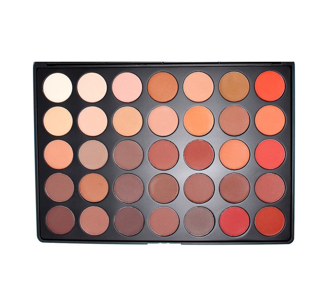 Morphe - 35OM 35 Color Matte Nature Glow Eyeshadow Palette