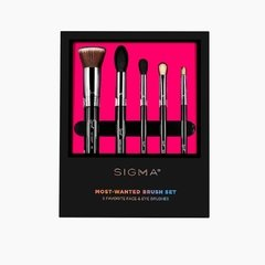 Sigma - Most Wanted Brush Set