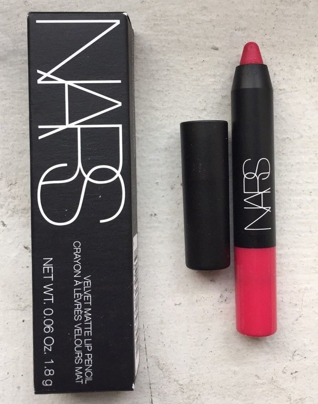 Nars - Velvet Matte Lip Pencil Let's Go Crazy 1.8g