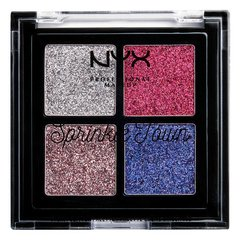 Nyx - Sprinkle Town Cream Glitter Strawberry Whip