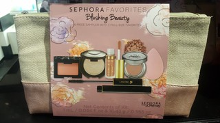 Sephora - Blushing Beauty Set