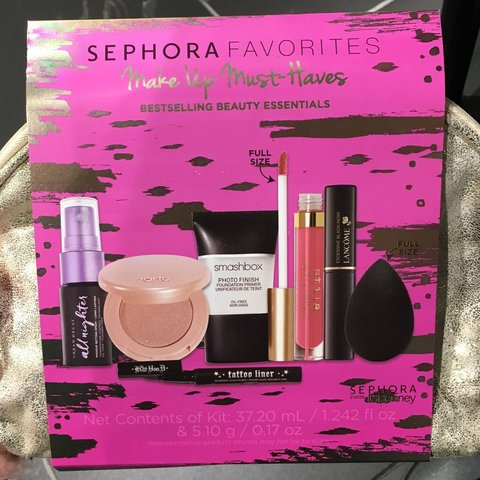 Sephora - Make Up Must Haves
