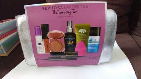 Sephora - The Tempting Ten